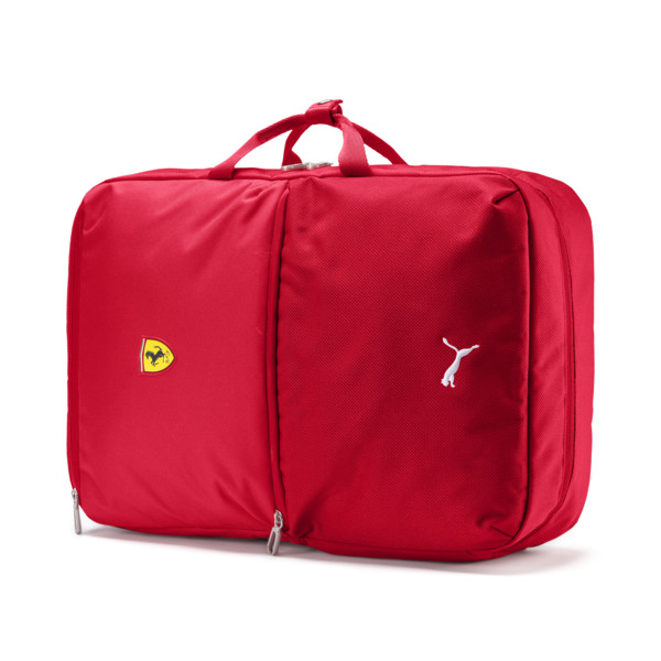 Ferrari Replica Backpack, Rosso Corsa, large