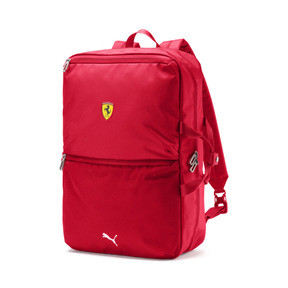 Thumbnail 1 of Ferrari Replica Backpack, Rosso Corsa, medium
