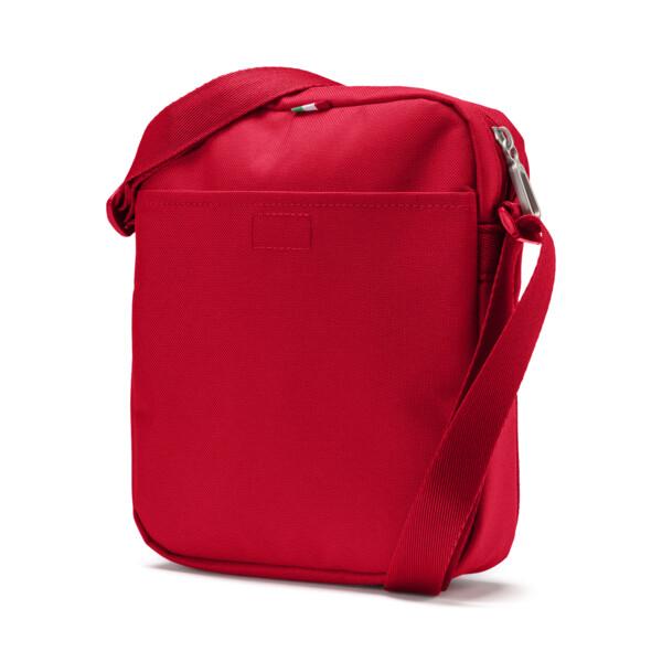Ferrari Replica Portable Shoulder Bag, Rosso Corsa, large