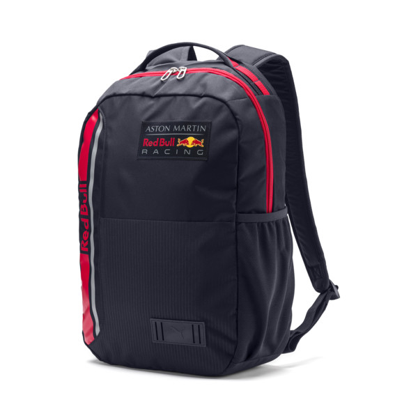 AM Red Bull Racing Replica Backpack, NIGHT SKY, large