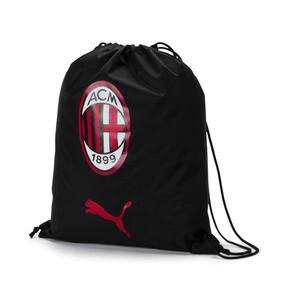 Thumbnail 1 of AC Milan Pro Training Gym Bag, Puma Black-Puma Black, medium