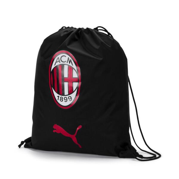 Pochette AC Milan Pro Training, Puma Black-Puma Black, large