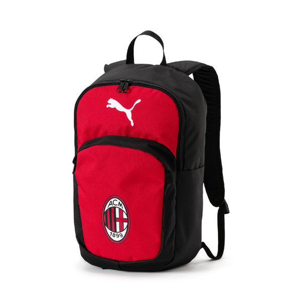 Sac à dos AC Milan Pro Training, Tango Red-Puma Black, large
