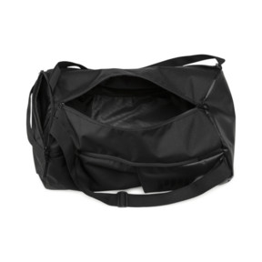 Thumbnail 4 of Training Essentials Transform Duffle Bag, Puma Black, medium