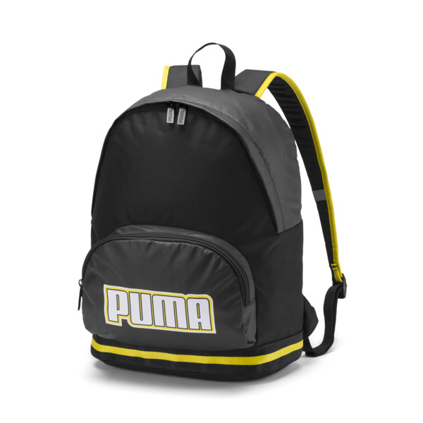 Core Now Women's Backpack, Puma Black, large