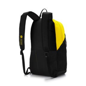 Thumbnail 2 of BVB Fan Backpack, Puma Black-Cyber Yellow, medium