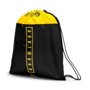 Thumbnail 1 of BVB ファン ジムサック (16L), Puma Black-Cyber Yellow, medium-JPN