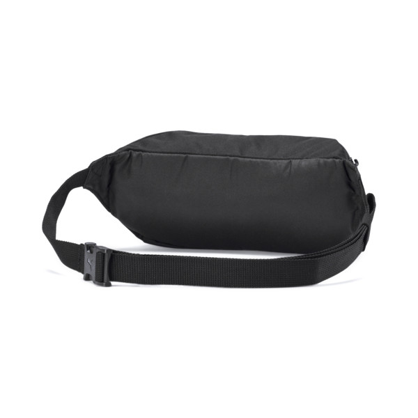 Deck Small Waist Bag, Puma Black-Camo AOP SL9, large