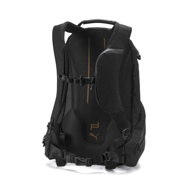 Porsche Design Active Backpack, Jet Black, large