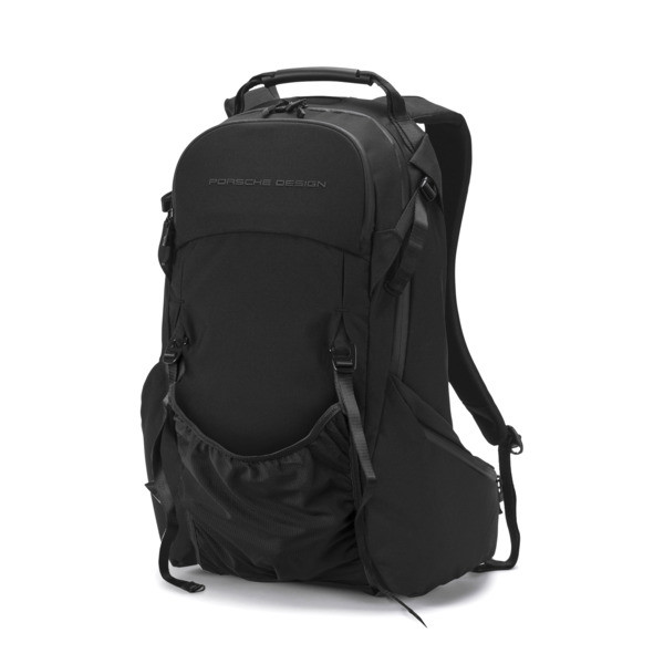 Porsche Design Backpack, Jet Black, large