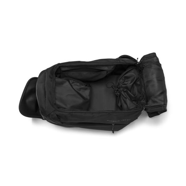 U PORSCHE DESIGN ジムバッグBLK NS (50L), Jet Black, large-JPN