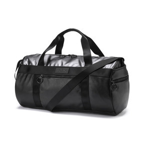Thumbnail 1 of PUMA x SELENA GOMEZ Style Women's Barrel Bag, Puma Black, medium