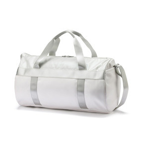 Thumbnail 2 of PUMA x SELENA GOMEZ Style Women's Barrel Bag, Puma White, medium