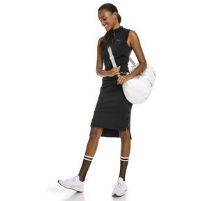 Thumbnail 5 of PUMA x SELENA GOMEZ Style Women's Barrel Bag, Puma White, medium