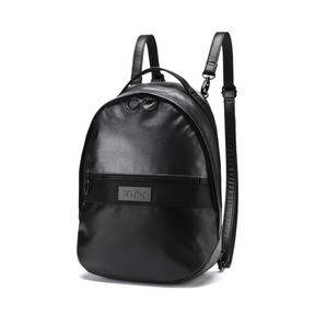 Thumbnail 1 of SG x PUMA Style Backpack, Puma Black, medium