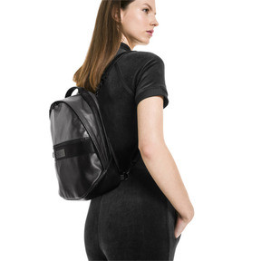 Thumbnail 3 of PUMA x SELENA GOMEZ Style Damen Rucksack, Puma Black, medium