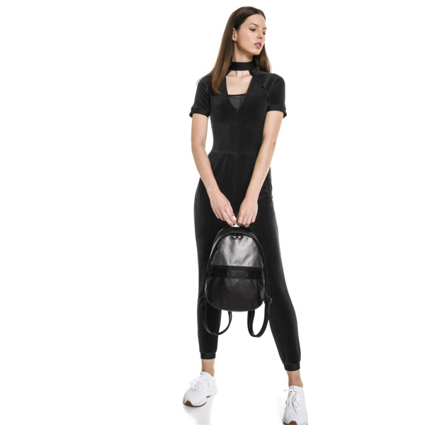PUMA x SELENA GOMEZ Style Damen Rucksack, Puma Black, large
