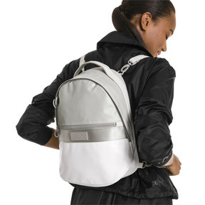 Thumbnail 2 of PUMA x SELENA GOMEZ Style Women's Backpack, Puma White, medium