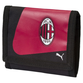 Thumbnail 1 of AC Milan Wallet, Tango Red-Puma Black, medium