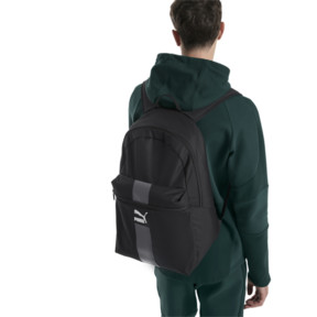 Thumbnail 2 of Originals Daypack, Puma Black-Puma White, medium