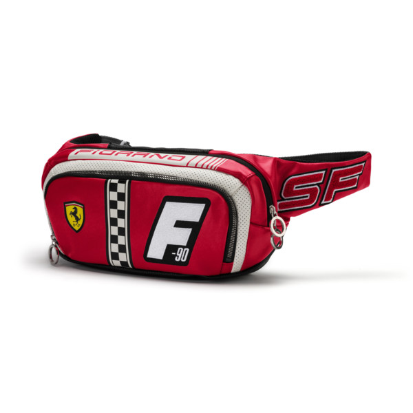 03afe1bb2a Ferrari Cat Crossbody Bag | Rosso Corsa | PUMA Motorsport | PUMA ...