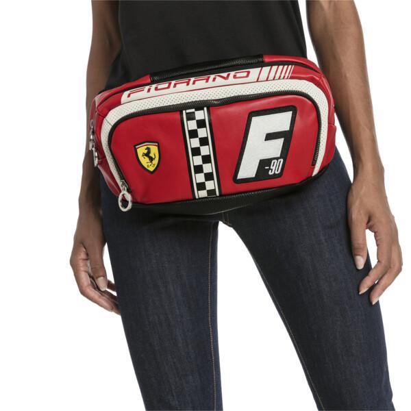 Ferrari Cat Crossbody Bag, Rosso Corsa, large