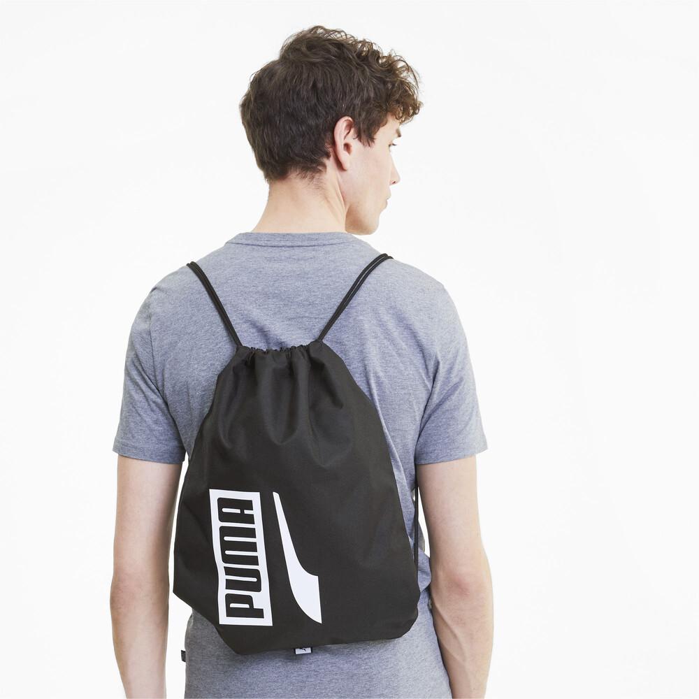 Изображение Puma Сумка-рюкзак PUMA Plus Gym Sack II #2