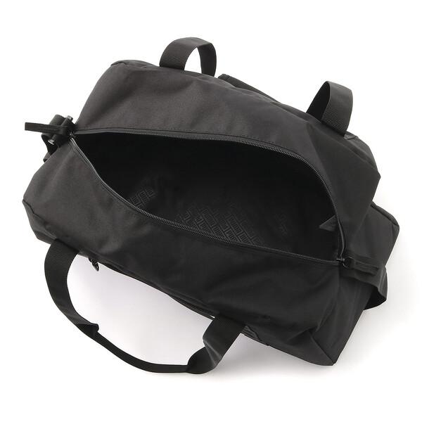 プーマ プラス スポーツバッグ II, Puma Black, large-JPN