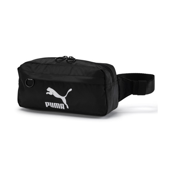 Originals Bum Bag, Puma Black, large