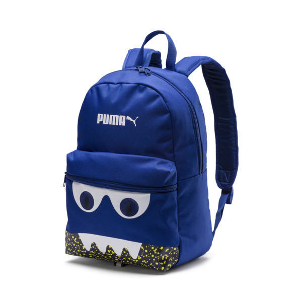 PUMA Monster Backpack, Surf The Web, large