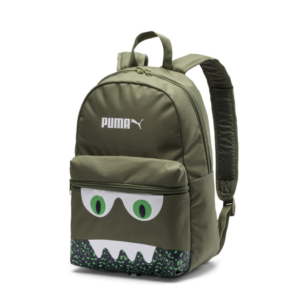 PUMA Monster Backpack, Olivine, large