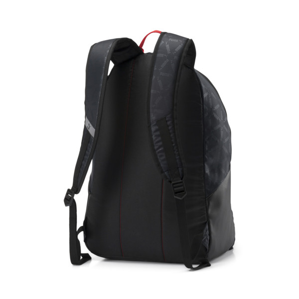 オリジナルス デイパック (27L), Puma Black-High Risk Red-AOP, large-JPN