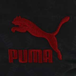Thumbnail 3 of オリジナルス デイパック (27L), Puma Black-High Risk Red-AOP, medium-JPN