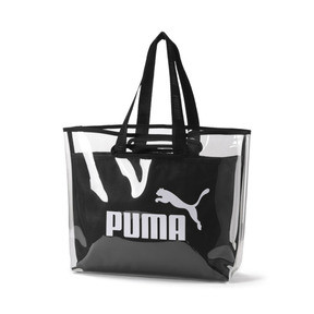 Thumbnail 2 of Core Twin Shopper, Puma Black, medium