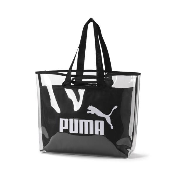 Core Twin Shopper, Puma Black, large