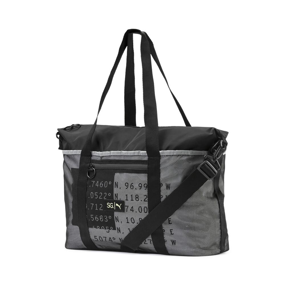 Image PUMA PUMA x SELENA GOMEZ Women's Sport Duffle Bag #1