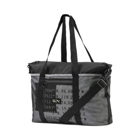 Thumbnail 1 of SG x PUMA Sport Duffel, Puma Black, medium