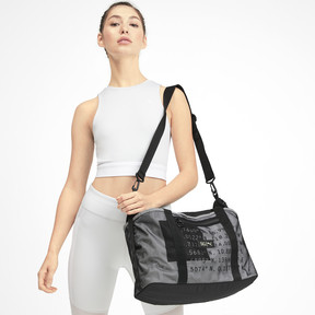 Thumbnail 2 of SG x PUMA Sport Duffel, Puma Black, medium