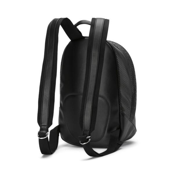 SG x PUMA Style Backpack, Puma Black, large