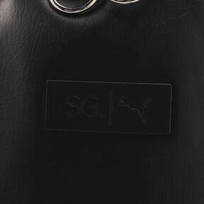 Thumbnail 5 of SG x PUMA ウィメンズ バックパック (8L), Puma Black, medium-JPN