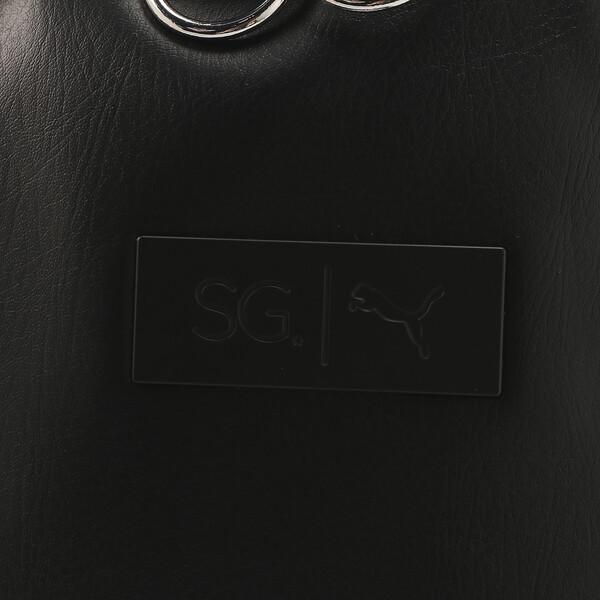 SG x PUMA ウィメンズ バックパック (8L), Puma Black, large-JPN