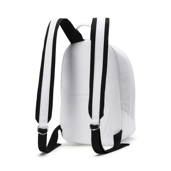 SG x PUMA Style Backpack, Puma White, large