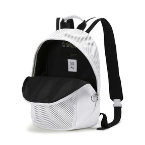 Thumbnail 4 of PUMA x SELENA GOMEZ Style Women's Backpack, Puma White, medium