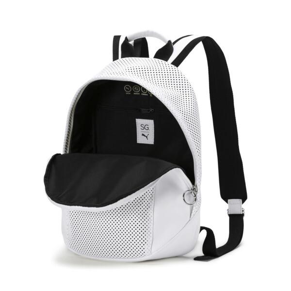 PUMA x SELENA GOMEZ Style Women's Backpack, Puma White, large