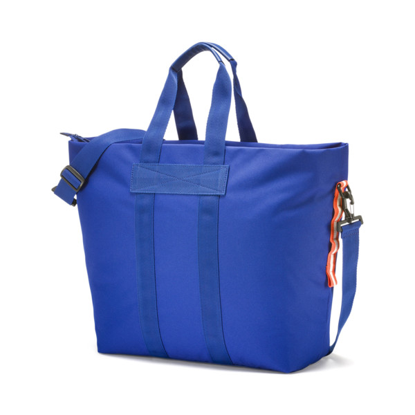 PUMA 91074 Duffel Bag, Surf The Web, large
