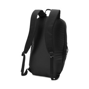 Thumbnail 2 of ftblPLAY Backpack, Puma Black-Asphalt, medium