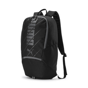 Thumbnail 1 of ftblPLAY Backpack, Puma Black-Asphalt, medium