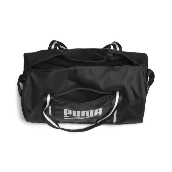 Core Base Barrel Bag, Puma Black, large