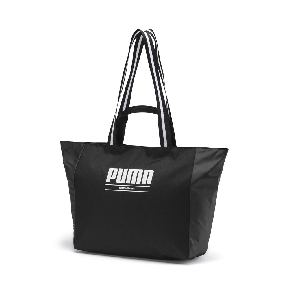 Изображение Puma Сумка WMN Core Base Large Shopper #1