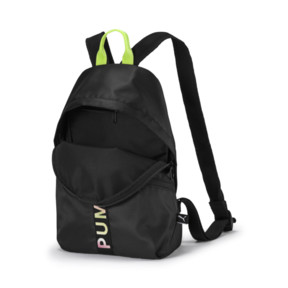 Thumbnail 4 of Prime Street Arch Backpack, Puma Black, medium